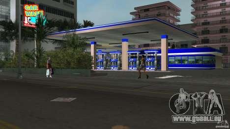 Aral Tankstelle Mod pour GTA Vice City