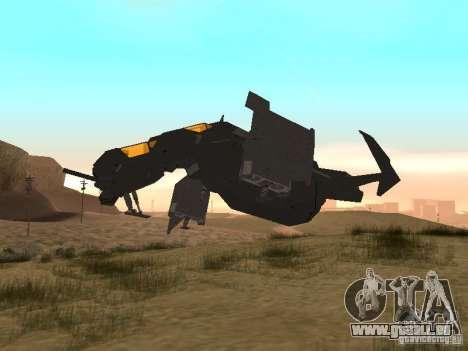Vtol Crysis für GTA San Andreas