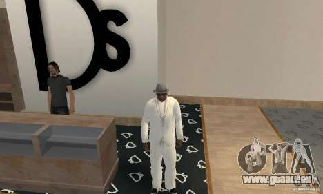 Begie CJ Skin für GTA San Andreas
