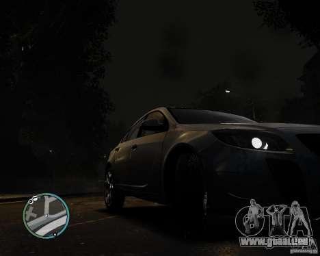 Vauxhall Insignia v1.0 pour GTA 4 Vue arrière de la gauche
