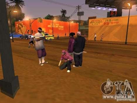 Ballas 4 Life für GTA San Andreas zwölften Screenshot