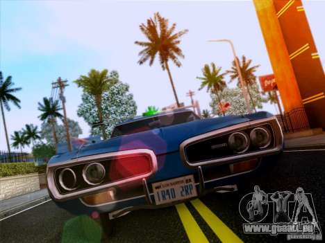 Dodge Coronet Super Bee v2 für GTA San Andreas linke Ansicht