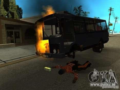 Wrecked car fix für GTA San Andreas her Screenshot