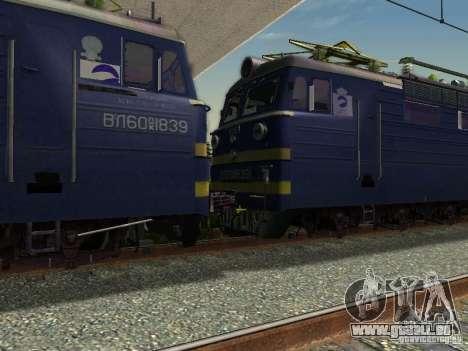 839-VL60 pour GTA San Andreas laissé vue