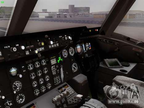 McDonell Douglas DC-10-30 British Airways für GTA San Andreas Rückansicht