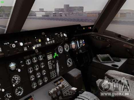 McDonell Douglas DC-10-30 British Airways pour GTA San Andreas vue arrière