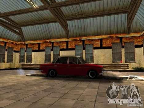 VAZ 2106 vieux pour GTA San Andreas vue de droite