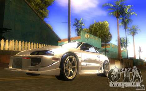 Mitsubishi Eclipse DriftStyle für GTA San Andreas rechten Ansicht