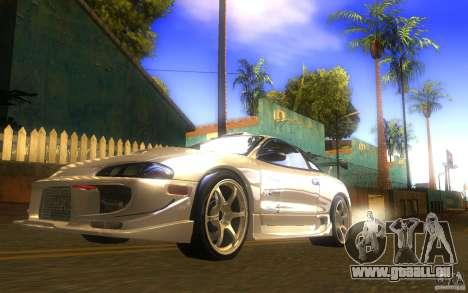 Mitsubishi Eclipse DriftStyle pour GTA San Andreas vue de droite