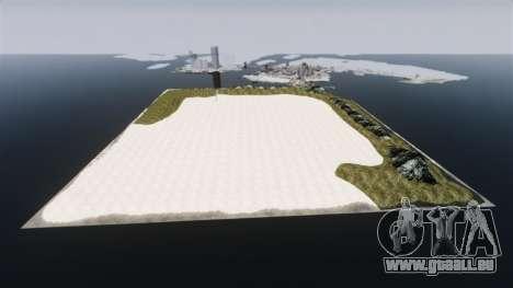 Plaines de sel pour GTA 4