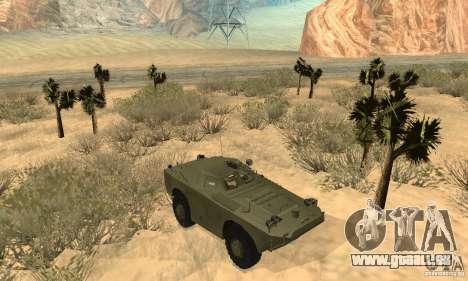 BRDM-1 Skin 1 für GTA San Andreas