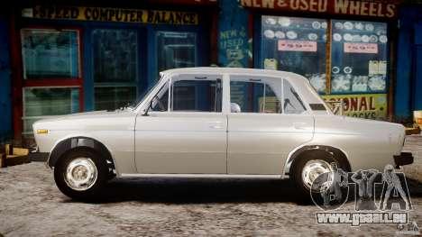 Vaz-21065 1993-2002 v1.0 pour GTA 4 est une gauche
