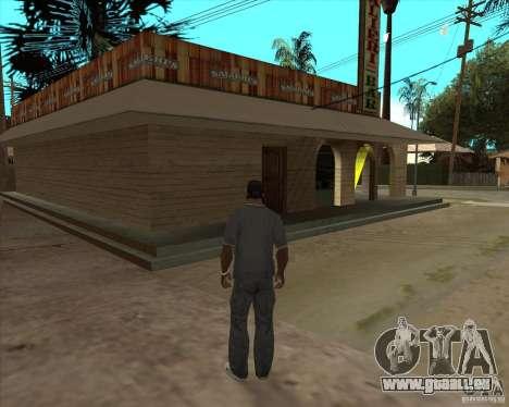 Salierys Bar für GTA San Andreas dritten Screenshot