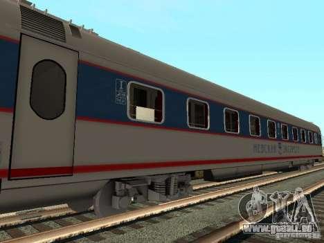 Nevsky express für GTA San Andreas