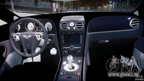 Bentley Continental SS 2010 ASI Gold [EPM] pour GTA 4 est un droit