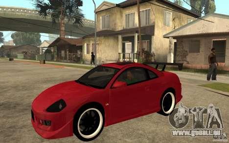 Mitsubishi Eclipse 2003 V1.0 für GTA San Andreas