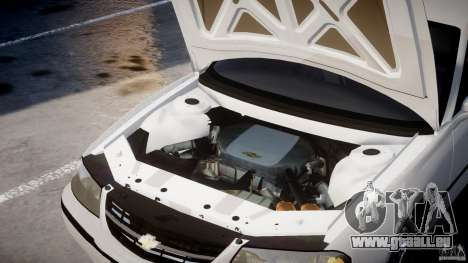 Chevrolet Impala Unmarked Police 2003 v1.0 [ELS] für GTA 4 rechte Ansicht