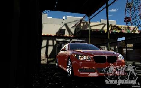 Écrans de menu et démarrage BMW HAMANN dans GTA  pour GTA San Andreas