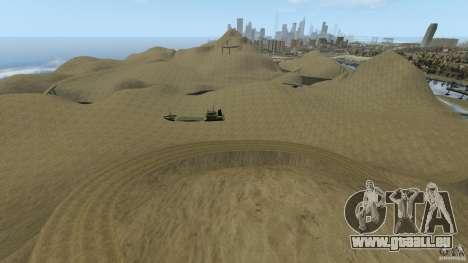 Desert Rally+Boat für GTA 4 Sekunden Bildschirm