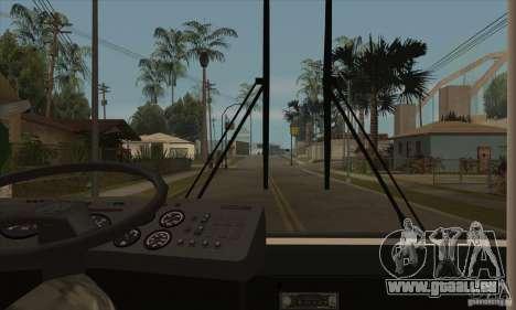LAZ-A141 pour GTA San Andreas vue de côté