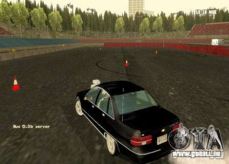 Nascar Rf pour GTA San Andreas troisième écran