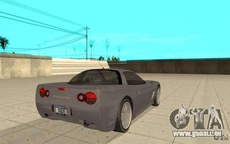 Kokett von GTA 4 für GTA San Andreas zurück linke Ansicht