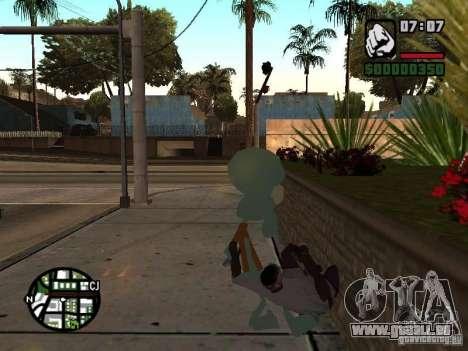 Amerikanische für GTA San Andreas sechsten Screenshot