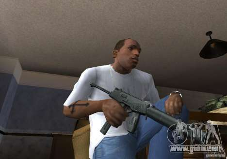 Weapon Pack by viter für GTA San Andreas dritten Screenshot