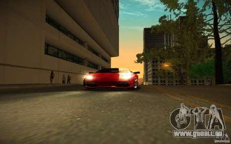 ENB Black Edition pour GTA San Andreas huitième écran
