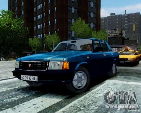Gaz-31029 pour GTA 4