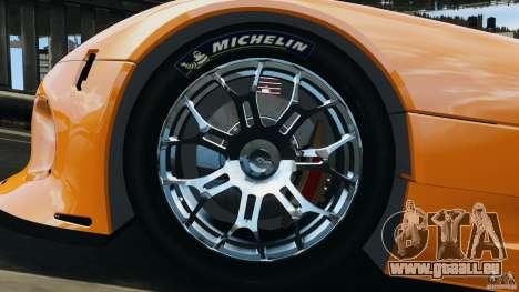 SRT Viper GTS-R 2012 v1.0 für GTA 4 Innenansicht