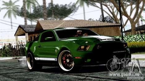 ENB By Wondo für GTA San Andreas her Screenshot