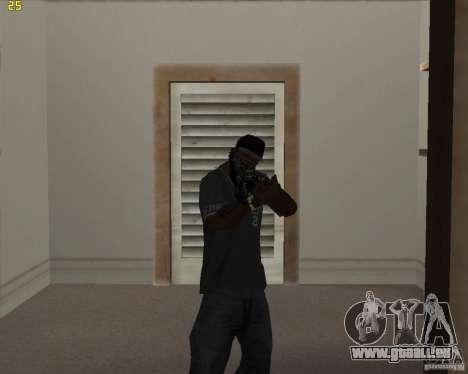 Appareil photo pour GTA San Andreas troisième écran