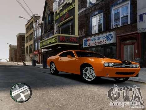 Dodge Chalenger pour GTA 4