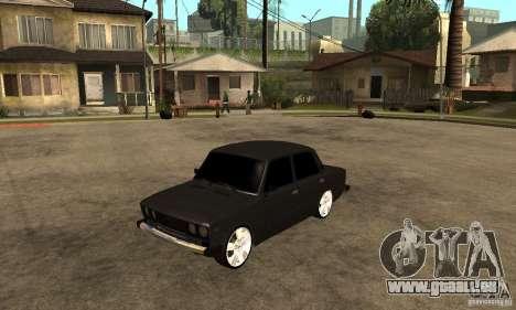 Lada VAZ 2106 LT für GTA San Andreas