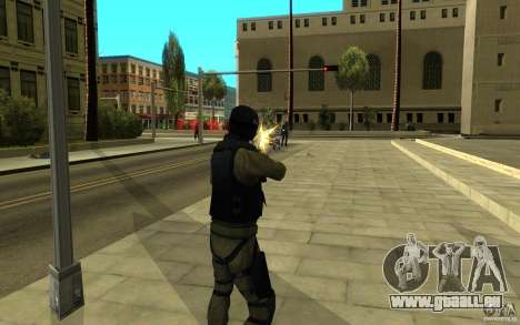 CJ-Spezialeinheiten für GTA San Andreas siebten Screenshot