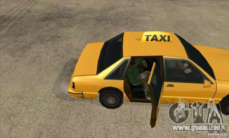Empire of CJ v.3.8.0 für GTA San Andreas fünften Screenshot