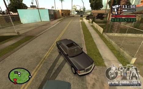 CAMZum beta disponible de GTA 5 pour GTA San Andreas troisième écran