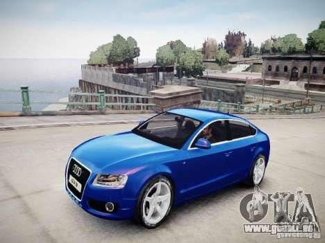 Audi A5 Sportback pour GTA 4