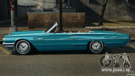 Ford Thunderbird Light Custom 1964-1965 v1.0 für GTA 4 linke Ansicht