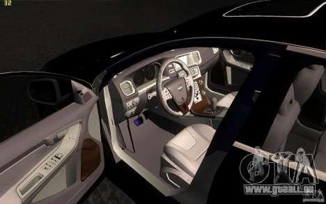 Volvo S60 2011 für GTA San Andreas Seitenansicht