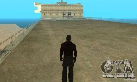Lost Island pour GTA San Andreas quatrième écran