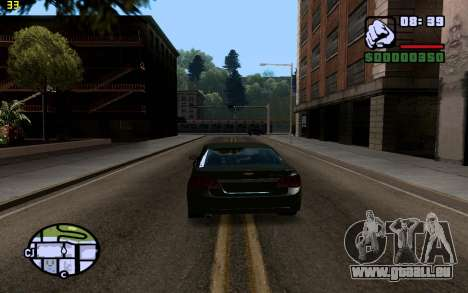 ENBSeries by VadimSpiridonov für GTA San Andreas dritten Screenshot