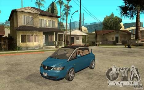 Renault Avantime Mild Tuning pour GTA San Andreas