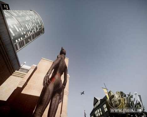 Catwoman v2.0 pour GTA 4 sixième écran