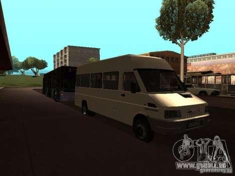 Iveco TurboDaily 49-10 pour GTA San Andreas