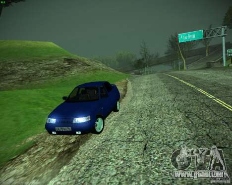 VAZ-21103 pour GTA San Andreas
