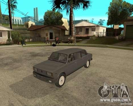 VAZ 2105 Limousine pour GTA San Andreas