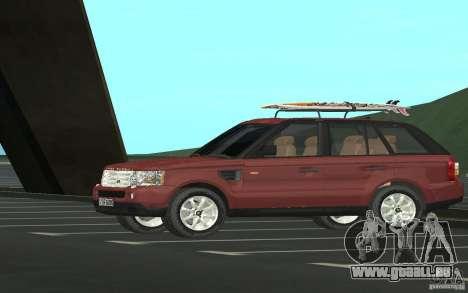 Land Rover Range Rover 2007 pour GTA San Andreas