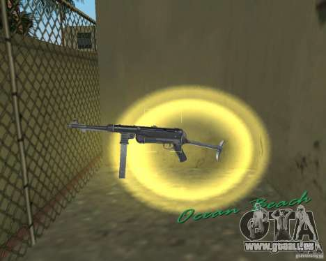 MP-40 für GTA Vice City